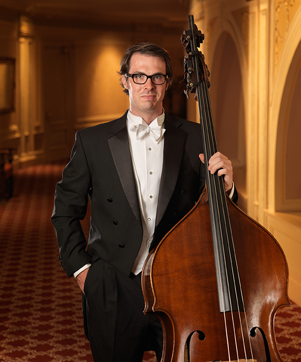Taylor Brown; Principal Double Bass